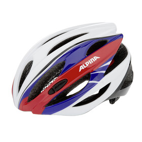 Alpina Cybric Bike Helmet white